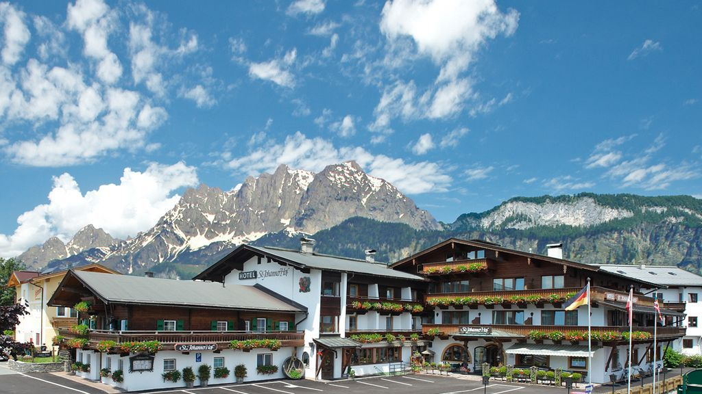 All-Inclusive Familotel St. Johanner Hof **** St. Johann in Tirolo