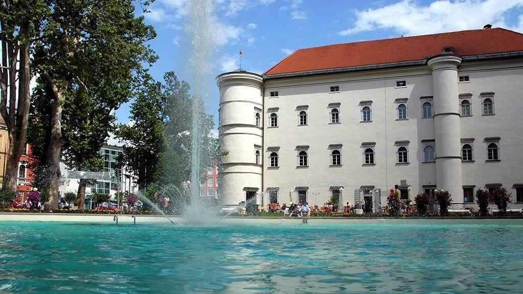 Schloss Porcia - Foto: TVB Spittal / Auer