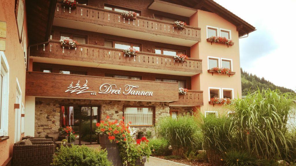 tannheimer tal tourismus hotel drei tannen tannheim willkommen. Black Bedroom Furniture Sets. Home Design Ideas