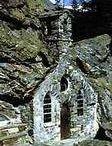 Felsenkapelle im Außergschlöß