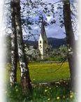 Pfarrkirche mit Friedhof