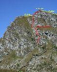 """Klettersteig """"Falken-Steig"""""""