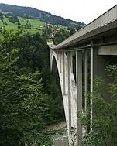 Hochbrücke Lingenau