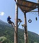 Aerial Assault Course (Ropes Course)