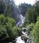 Wasserschaupfad Umbalfälle