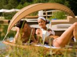 Quellenoasis - spa only for hotel guests with bathing lake - Quellenhotel & Spa Heiltherme Bad Waltersdorf Bad Waltersdorf