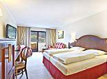 Junior Suite mit Balkon zum Ort und See im Hotel Berner - Bernerhotel Zell am See**** Zell am See