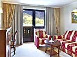 Suite mit getrenntem Wohn- und Schlafraum im Hotel Berner - Bernerhotel Zell am See**** Zell am See
