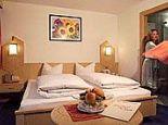 Hotel Wiese Doppelzimmer Bild - Hotel Wiese St. Leonhard im Pitztal