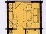 App. Typ 1 für 2 Personen - Hotel Garni ILGERHOF Walchsee