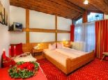 Double room with balcony - Zur alten Muehle Soelden