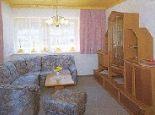 Wohnzimmer - Pension - Ferienhaeuser Waldruh - Tannenheim - Inge Faaker See