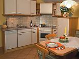 kitchen - Sportpension Geisler Achenkirch am Achensee