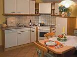 kitchen - Sportpension Geisler Achenkirch am Achensee