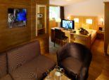 Doppelzimmer mit Balkon - Alpen Hotel Post Au