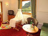 Babymio - Hotel für Schwangerschaft, Geburt & Baby Juniorsuite Bild - Babymio - Familienhotel in den Kitzbueheler Alpen Kirchdorf