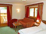 Babymio - Hotel für Schwangerschaft, Geburt & Baby Familiensuite de Lux Bild - Babymio - Familienhotel in den Kitzbueheler Alpen Kirchdorf