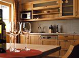 Küche - AlpenParks Hagan Lodge Altaussee Altaussee