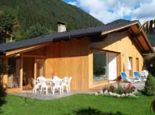 Alpenbungalow mit terasse zum See - Ferienhof Obergasser und  Pension Bergblick Weissensee