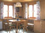 Wohnzimmer - Urlaub bei Moses Schoppernau