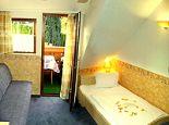 Einzelzimmer mit Balkon, Liege für 2. Person - STAUDACHER HOF Millstatt