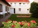 Garten - Pension Thalhammer Podersdorf am See
