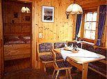 Ferienwohnung Wohnraum - Glinzhof Außervillgraten