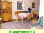 Appartement 3 Von Couchecke Richtung Wohnzimmertisch - Appartements-Restaurant Sportalm Bad Kleinkirchheim
