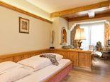 Einzelzimmer Wohn Schlafteil - Klammer's Kaernten Bad Hofgastein