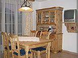 Wohnzimmer FW11 - APART GARNI GANNERHOF Obertilliach