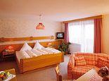 Pension Hotel Sonnalp Dreibettzimmer Bild - Hotel Sonnalp Damuels