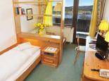 Einzelzimmer - Activ-Hotel Foettinger mit Tauchbasis Steinbach am Attersee