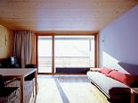 Appartements Lechblick - Architekturpreis Mittagspitze  Bild - Appartements Lechblick Warth am Arlberg