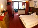 Camera doppia con loggia (29 m2) all'Hotel Klingler - Hotel, Cafe & Restaurant Klingler Maurach am Achensee