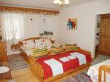 Doppelbettzimmer mit anschl. Kinderzimmer - Schneiderhof Tieschen