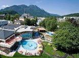 Blick auf die Thermenlandschaft - EurothermenResort Bad Ischl - Hotel Royal**** Bad Ischl