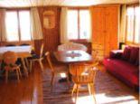 Wohnküche der Wohnung 1 - Kapellenhof - Fetz Reuthe