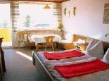 Ferienwohnung A - Eßecke - Haus Loeger Rosenau