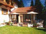 Sonnige Südterrasse - Landhaus Theresa - barrierefreie Suiten  Bad Toelz