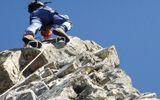 Alpin-Klettersteig Gerlosstein