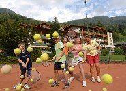 Tennisanlage Hotel Brennseehof