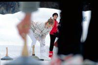 Eislaufplatz / Eisstockschießen