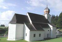 Wallfahrtskirche St.Wolfgang am Stein