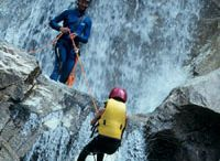 Canyoning and Family Canyoning
