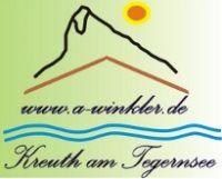 Privatvermieter Haus Annemarie Winkler Kreuth Tegernsee Urlaub buchen Alpen Oberbayern - Haus Annemarie Winkler *** - Kreuth-Enterfels Kreuth