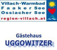 Gästehaus Uggowitzer Logo - Gaestehaus Uggowitzer Faaker See
