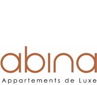 Abina Appartements de Luxe Abina Appartements de Luxe Logo - Abina Appartements de Luxe Brand