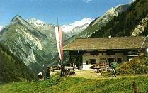 Prägraten Sägewerk 1.290 m - Lasnitzenh. 1.895 m