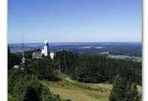 Observatorium auf dem Hohen Peißenberg