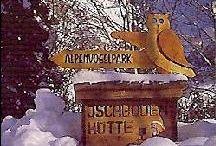 Alpenvogelpark Ischboden